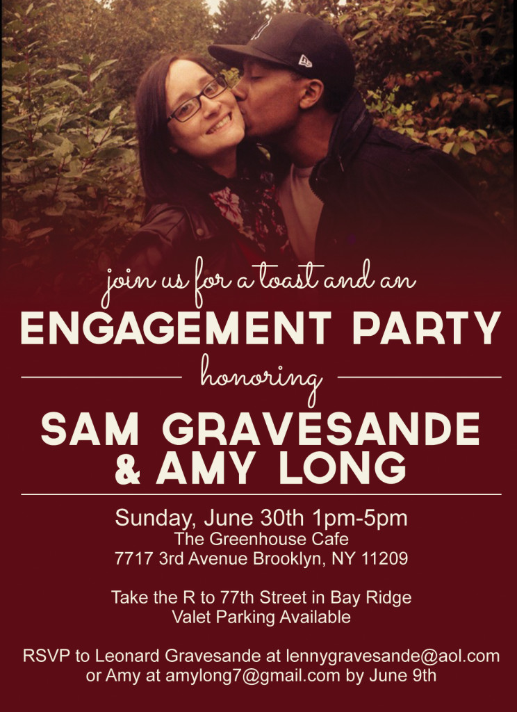 NYC engagement party invite - front -RGB